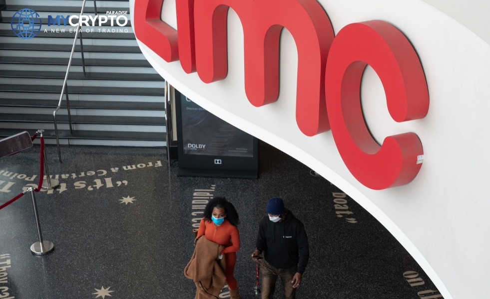 AMC Could Create their Own Cryptocurrency, CEO Says