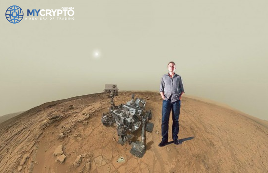 Elon Musk's SpaceX confirms humans will land on Mars by 2025